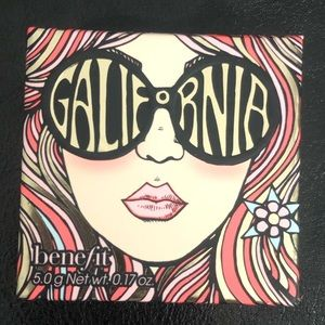 NEW Benefit GALifornia Blush